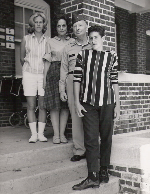 The Olley Family, 1962.